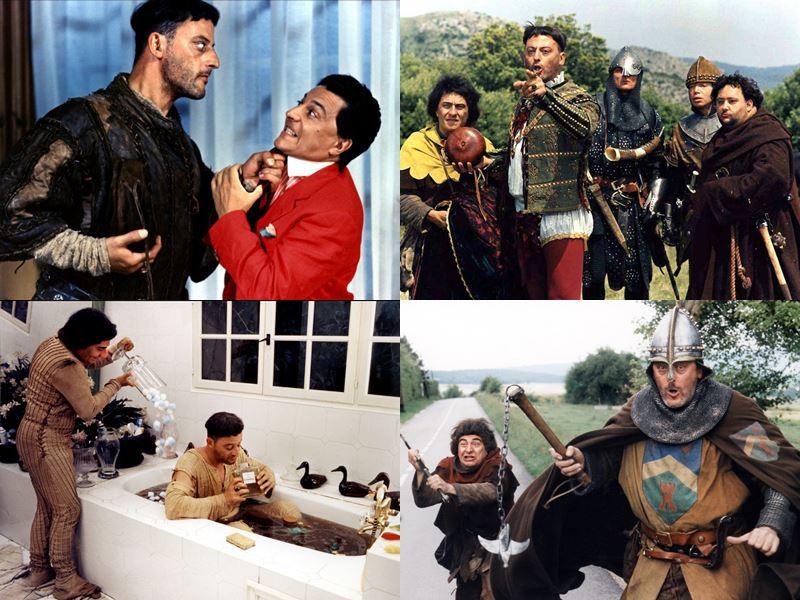 Фильмы о путешествиях во времени и параллельной реальности: «Пришельцы», 1993