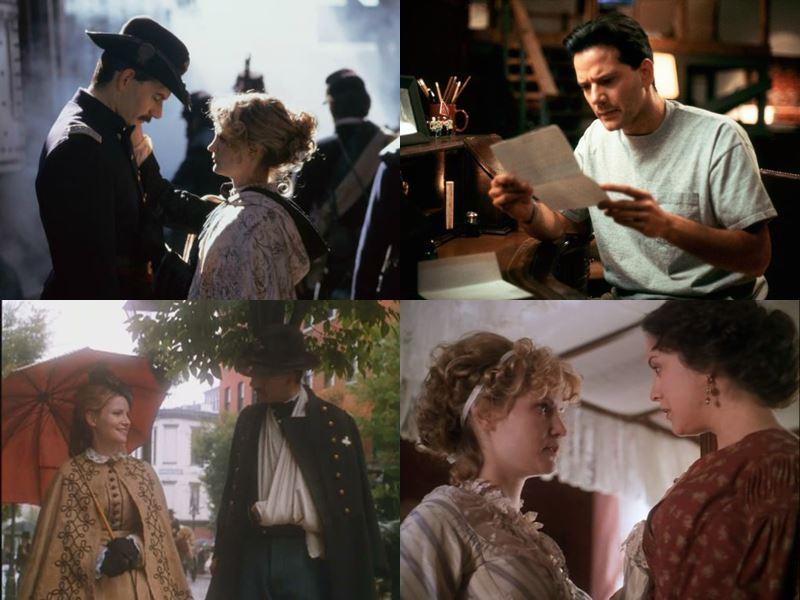 Фильмы о путешествиях во времени и параллельной реальности: «Любовное письмо», 1998