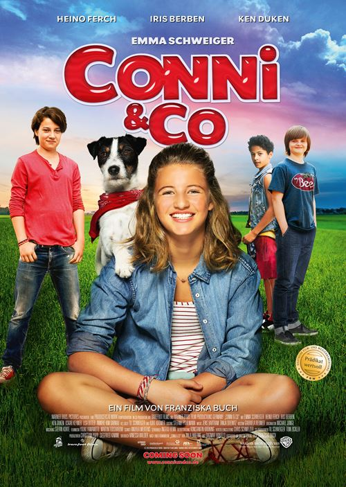 Конни и компания, 2016 (1)