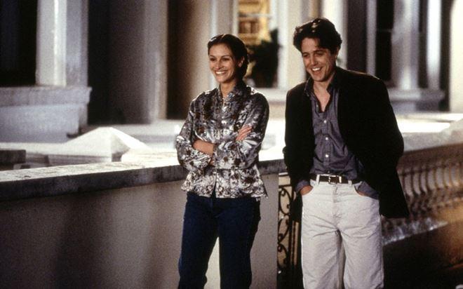 Лучшие фильмы с Джулией Робертс: «Ноттинг Хилл», 1999