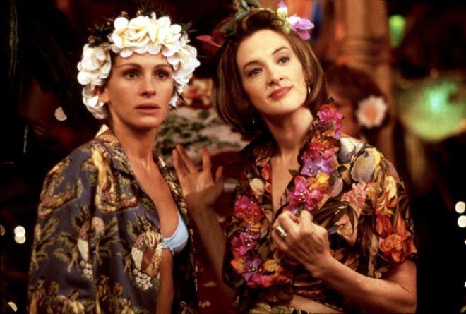 Лучшие фильмы с Джулией Робертс: «Сбежавшая невеста», 1999