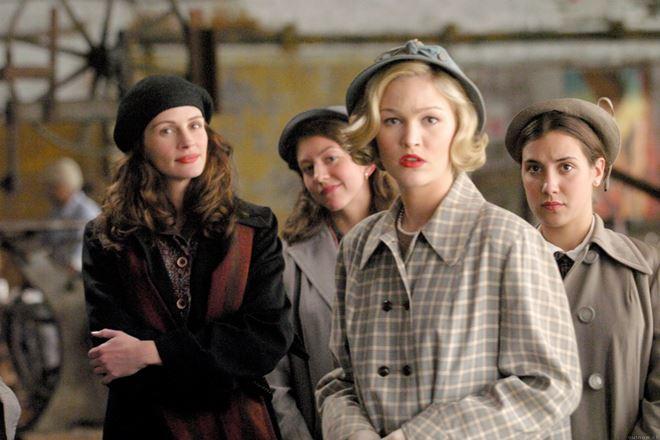 Лучшие фильмы с Джулией Робертс: «Улыбка Моны Лизы», 2003
