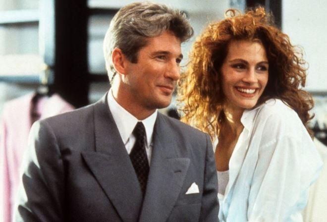 Лучшие фильмы с Джулией Робертс: «Красотка», 1990