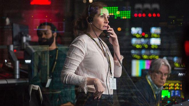 Лучшие фильмы с Джулией Робертс: «Финансовый монстр», 2016