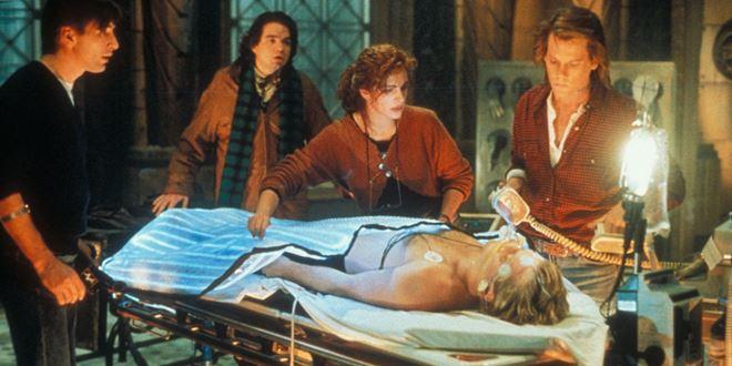 Лучшие фильмы с Джулией Робертс: «Коматозники», 1990