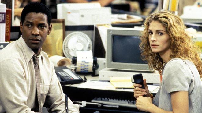 Лучшие фильмы с Джулией Робертс: «Дело о пеликанах», 1993