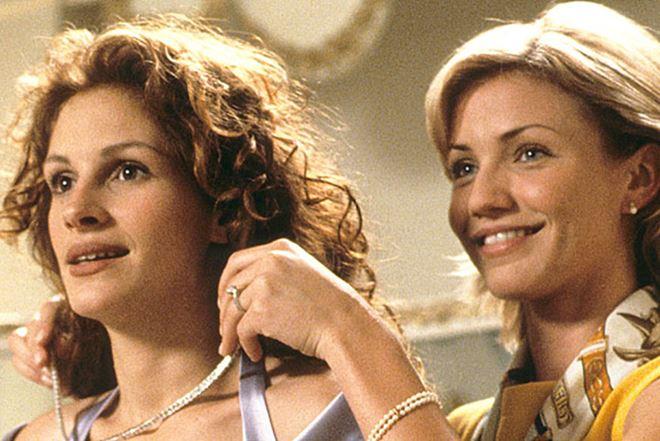 Лучшие фильмы с Джулией Робертс: «Свадьба лучшего друга», 1997