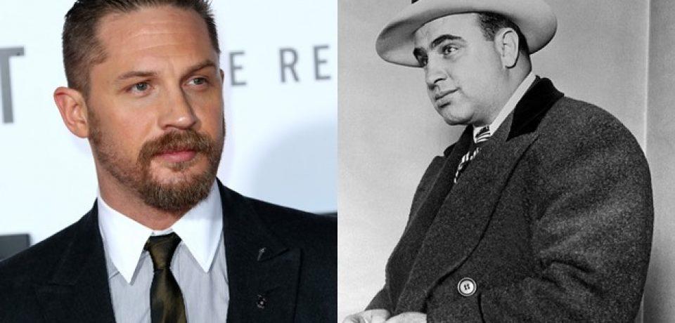 Том Харди сыграет Аль Капоне
