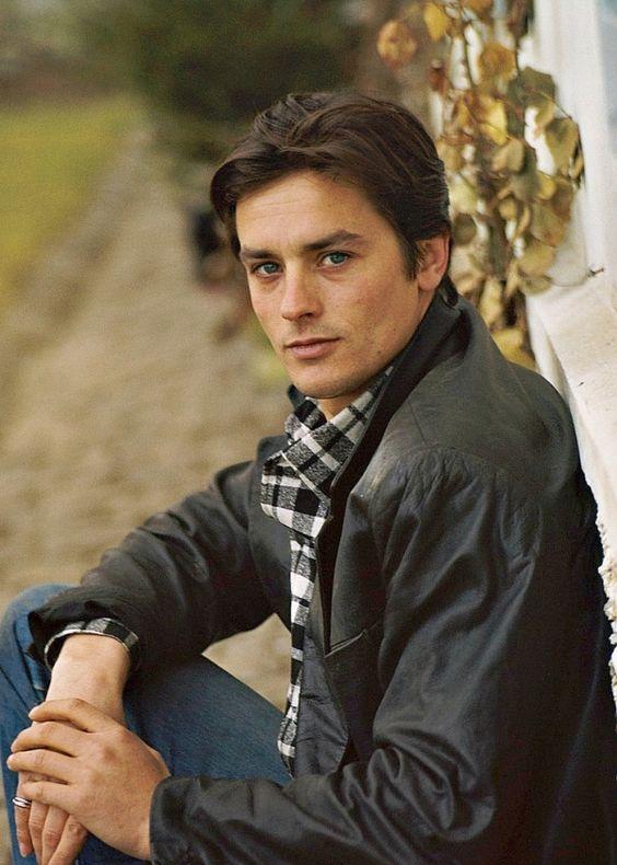 Ален Делон в молодости (45 фото)   CineWest