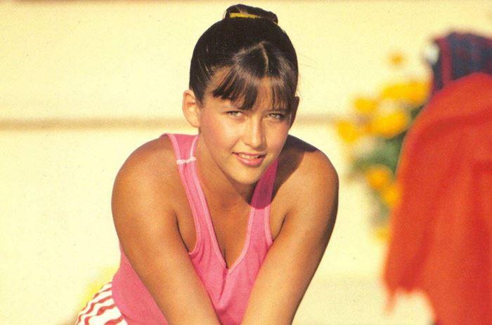 Софи Марсо в молодости фото 20