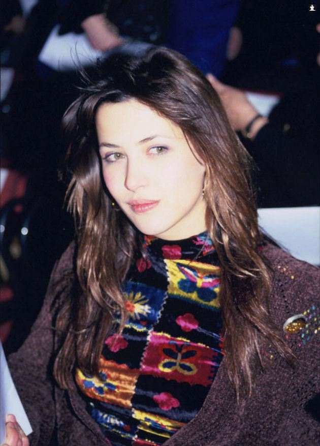 Софи Марсо в молодости фото 22