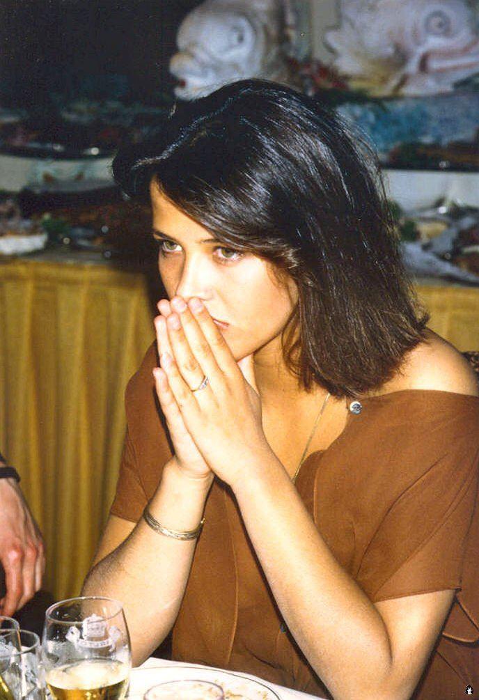 Софи Марсо в молодости фото 25