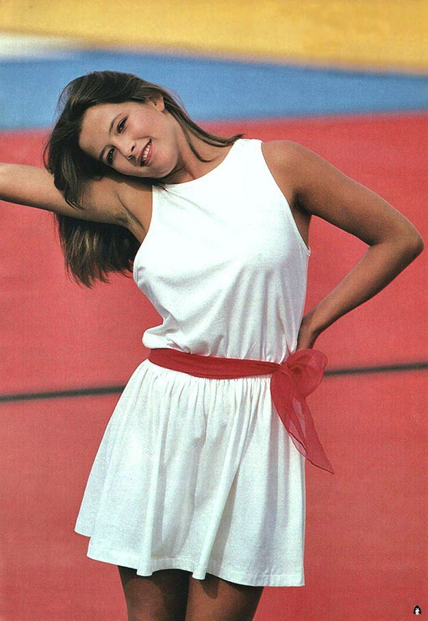 Софи Марсо в молодости фото 27