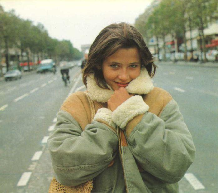 Софи Марсо в молодости фото 30