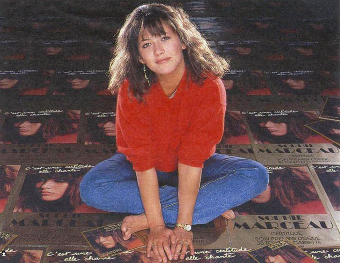 Софи Марсо в молодости фото 31