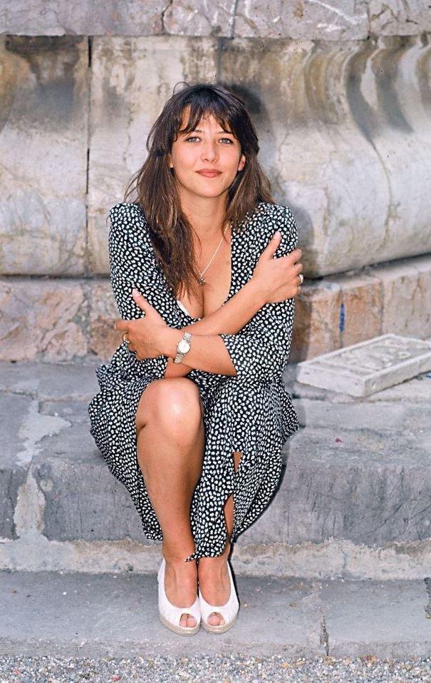 Софи Марсо в молодости фото 37