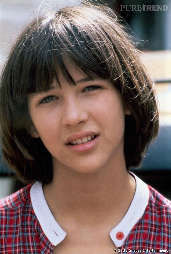 Софи Марсо в молодости фото 38