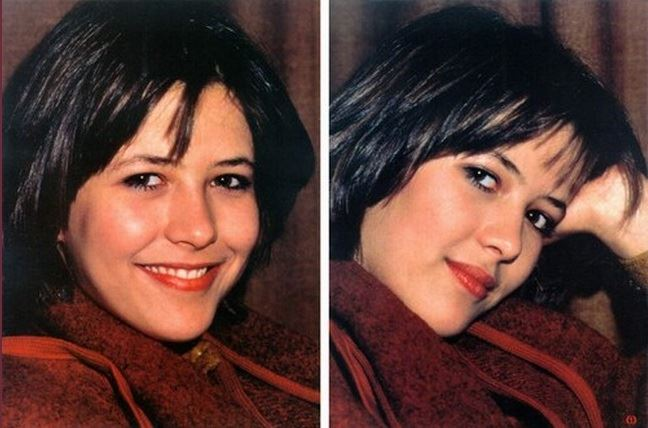 Софи Марсо в молодости фото 4