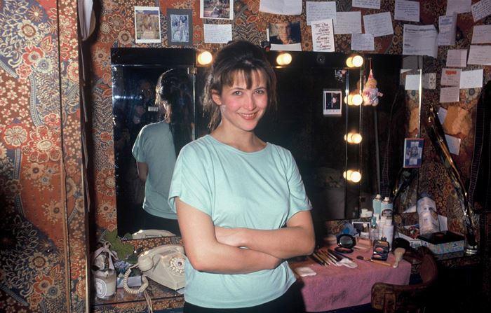 Софи Марсо в молодости фото 41