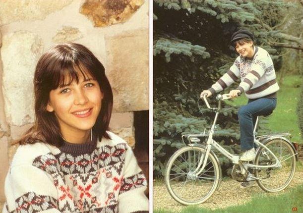 Софи Марсо в молодости фото 6