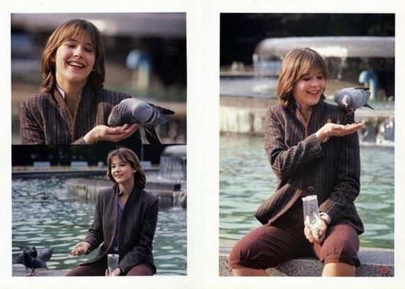 Софи Марсо в молодости фото 8