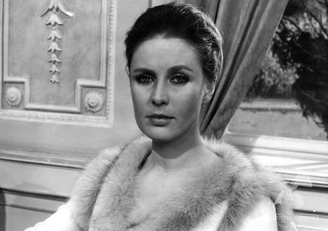 Польские актрисы кино: Беата Тышкевич