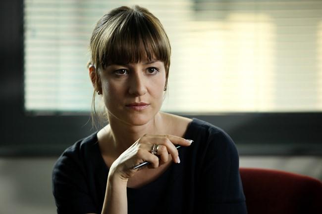 Польские актрисы кино: Майя Осташевска