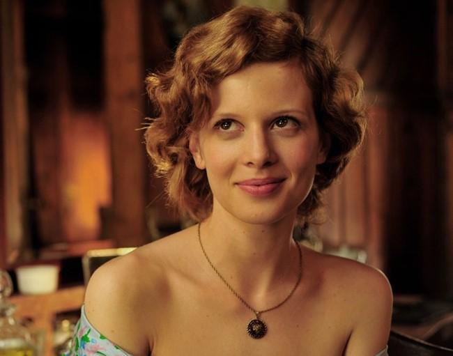 Польские актрисы кино: Каролина Грушка