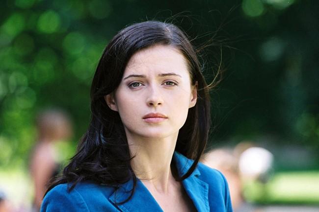 Польские актрисы кино: Агнешка Гроховска