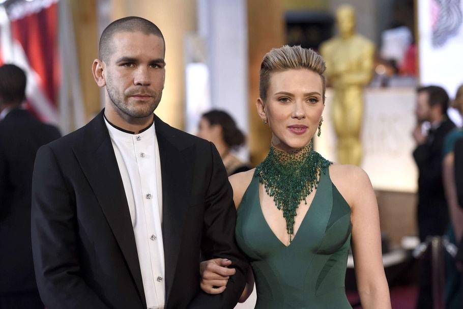 Скарлет Йоханссон и Ромен Дориак, Оскар-2015