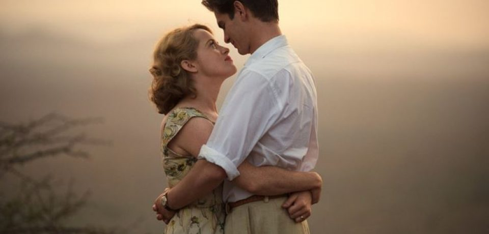 «Дыши» — вдохновляющая британская драма с Эндрю Гарфилдом и Клэр Фой