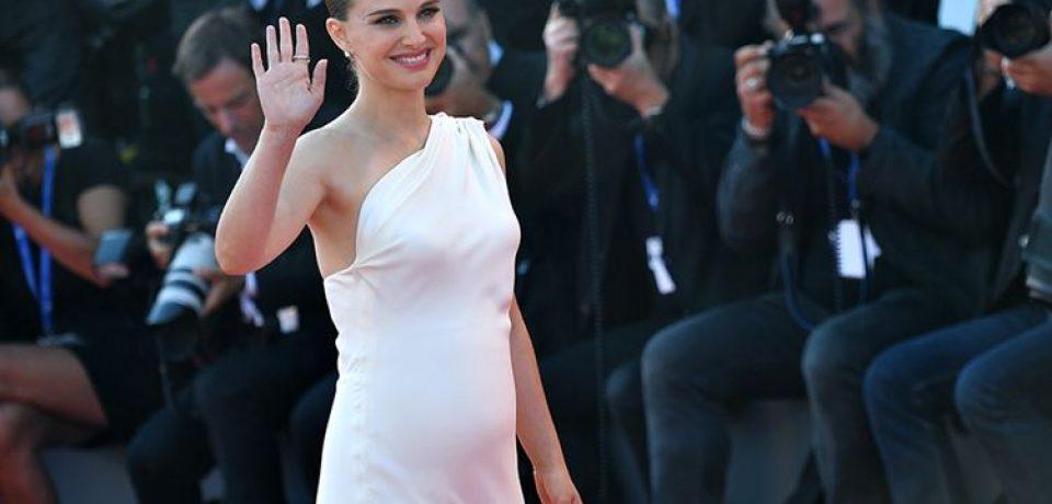 Натали Портман родила дочку Амалию