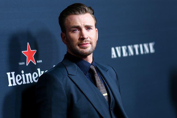 Молодые американские актёры Голливуда: Крис Эванс