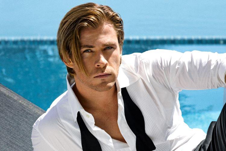 Молодые американские актёры Голливуда: Крис Хэмсворт
