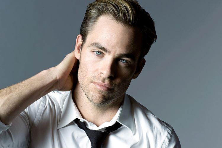 Молодые американские актёры Голливуда: Крис Пайн