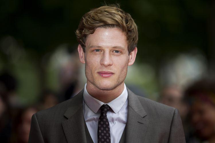 Молодые английские актёры: Джеймс Нортон