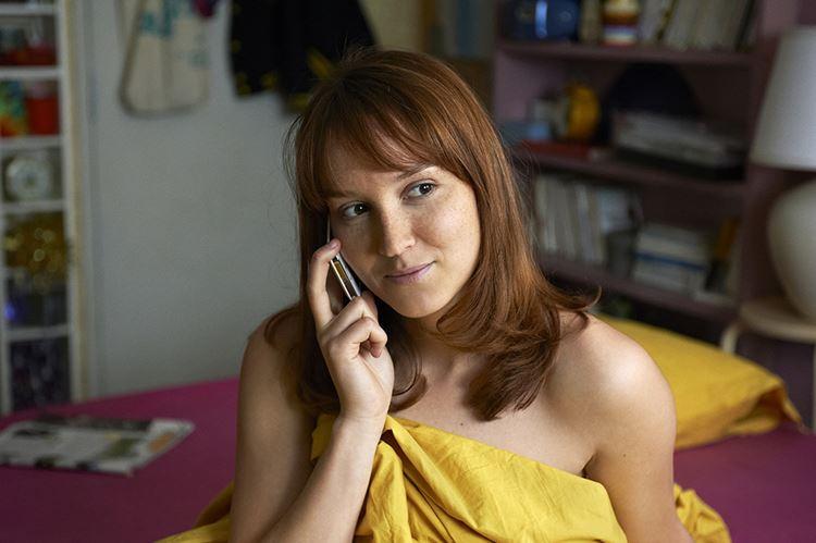 Молодые французские актрисы: Анаис Демустье