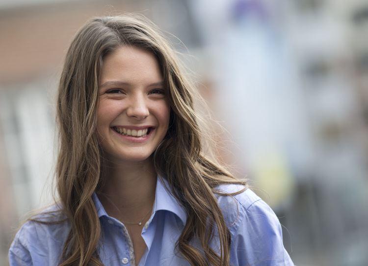 Молодые французские актрисы: Жозефин Жапи