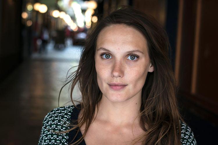 Молодые французские актрисы: Ана Жирардо