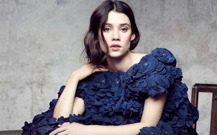 Молодые французские актрисы: Астрид Берже-Фрисби