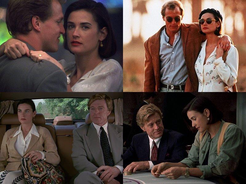 Фильмы про измену: «Непристойное предложение» (Indecent Proposal), 1993