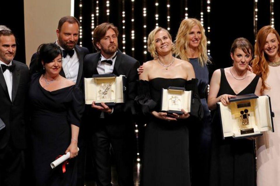 Каннский кинофестиваль-2017: победители