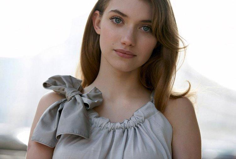 Молодые английские актрисы: Имоджен Путс