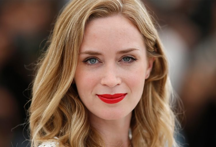 Молодые английские актрисы: Эмили Блант