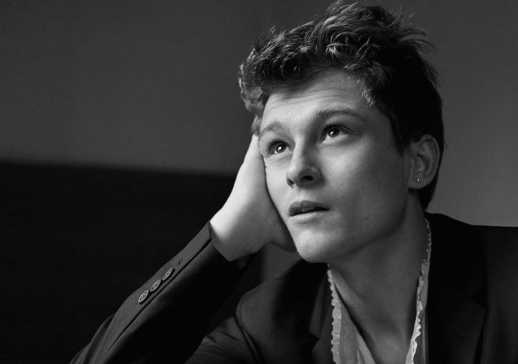 Молодые французские актёры - Род Парадо