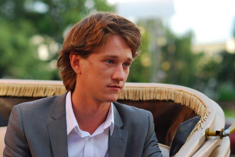 Молодые российские актёры кино: Антон Шагин
