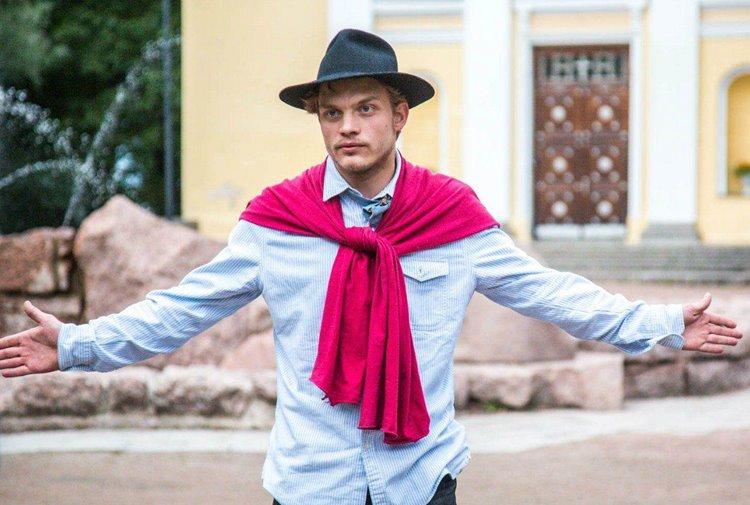 Молодые российские актёры кино: Евгений Ткачук