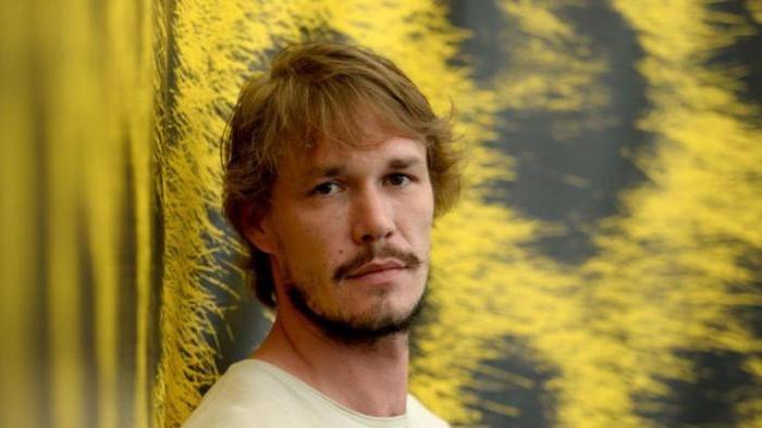 Молодые российские актёры кино: Артём Быстров