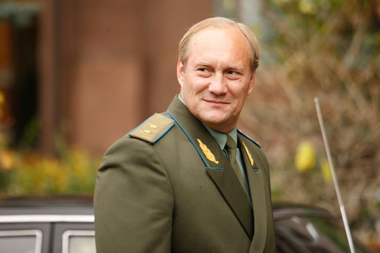 Российские актёры кино: Евгений Сидихин