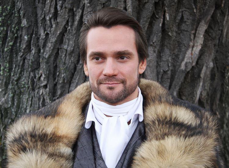 Российские актёры кино: Дмитрий Миллер